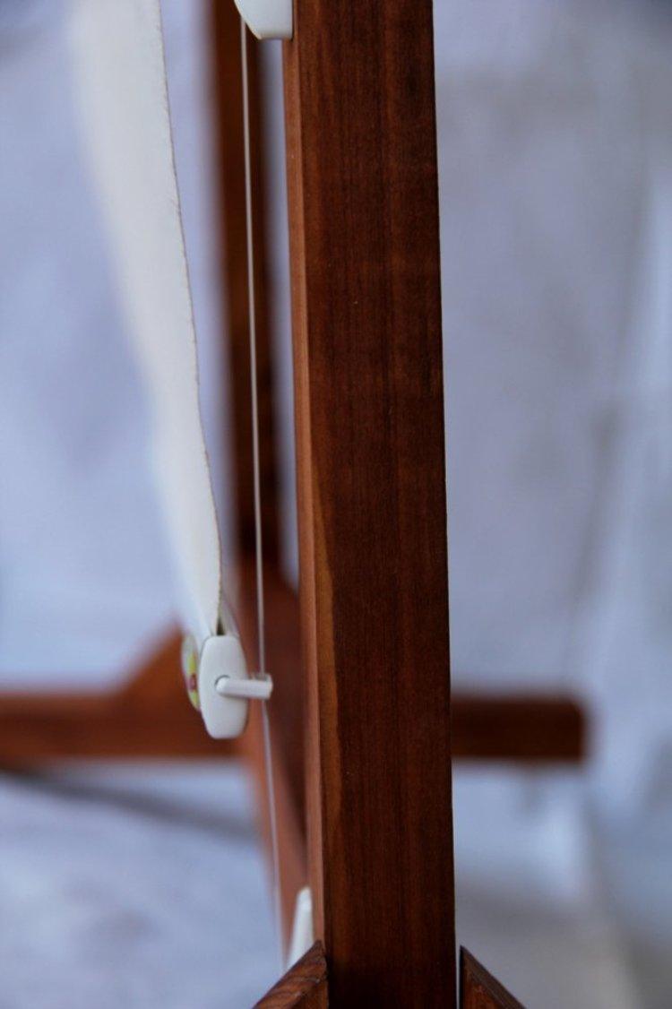 Открытая: фиксация на струне