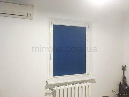 Блекаут синий