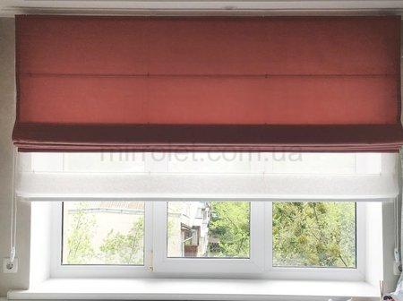 римские шторы день-ночь