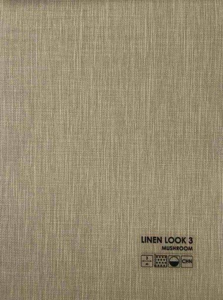 Linen look темный беж