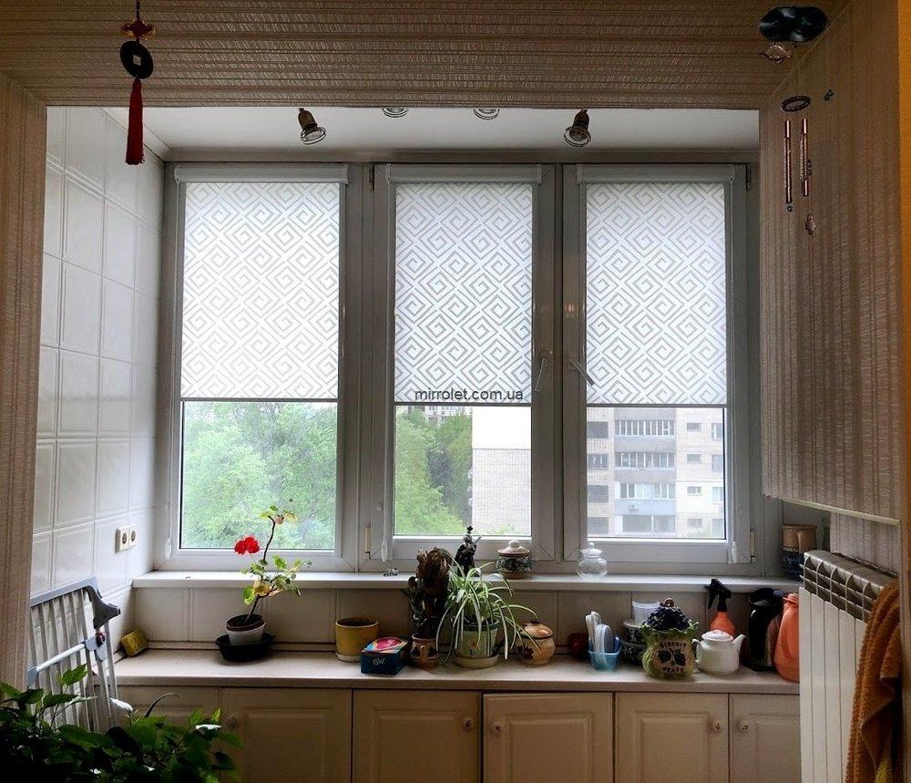 современные стильные шторы